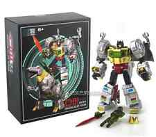NEW!Transformers L level war with Crown Class V cable MP08 G1 ropes WB!