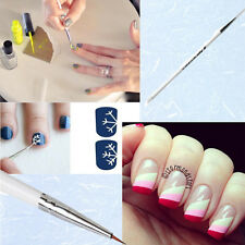 Hot High Quality Engraving Nail Art Brush Nail Art Painting Brush 3D Pen *