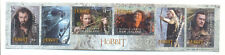 New Zealand-The Hobbit Part II self-adhesive strip fine used cto(2013)