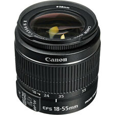 Canon EF-S 18-55mm f/3.5-5.6 IS II Lens For Canon DSLR Zoom Lens Bulk Package