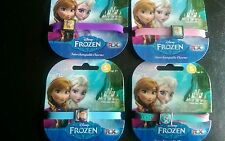 4 new Disney Frozen interchangeable charm bracelets by ROXO. Elsa Anna Olaf