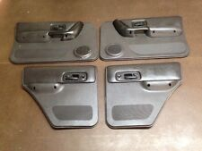97-01 JEEP CHEROKEE XJ SPORT CLASSIC AGATE SET OF POWER DOOR PANELS OEM
