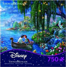 Thomas Kinkade The Little Mermaid II 750 piece Ceaco Jigsaw Puzzle Disney