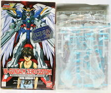 Gundam 1/100 1998 Wing Zero {Clear Metallic Colored HK Version} Extreme Rare