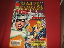 MARVEL FANFARE #5  Longshot Dazzler, Spiral Marvel Comics 1997 - NM