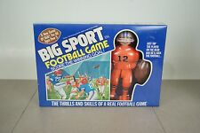 Big Sport Football Game 1977 No 1803 GLJ Toy Co. Inc. For Boys & Girls NOS Mint