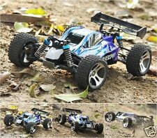 Remote Controlled Toys WL A959 1/18 Scale 2.4G 4WD RTR Off-Road Buggy RC Car
