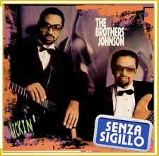 "THE BROTHERS JOHNSON "" KICKIN' "" LP NUOVO PRIMA EDIZIONE 1988 A&M 082839516211"