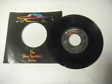 KENNY ROGERS you decorated my life / the gambler SILVER SPOTLIGHT SERIES    45
