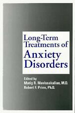 Long-Term Treatments of Anxiety Disorders