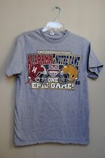 mens size M used t-shirt 2013 Alabama Tide Notre Dame BCS National Championship