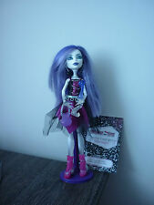 Monster High Doll Spectra First Wave Doll  Rare