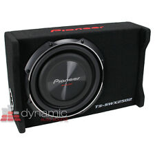 "Pioneer TS-SWX2502 Car 10"" Shallow Mount Loaded Sub Enclosure Box 1,200W New"