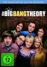 The Big Bang Theory Staffel/Season 8     3 DVD BOX NEU OVP