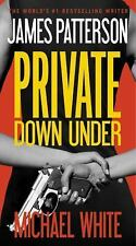 Private down Under-James Patterson-2015 Private novel-large paperback-comb ship