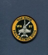 VFA-27 ROYAL MACES FALL PATROL 2009 F-18 HORNET US NAVY Fighter Squadron Patch