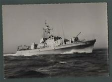 M1057 REGULUS  German Minesweeper RP Photograph  postcard   QA.5