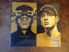 Jay-Z & Eminem DJ Hero  Renegade Edition Rap & Hip-Hop, DualDisc CD NEW PS3 XBOX