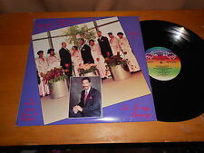Herman Harris 90s GOSPEL 2 LP SET In Loving Memory 1990 USA ISSUE