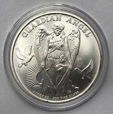 2017 Niue Guardian Angel 1 onzas .999 plata moneda del lingote