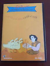 LA DONCELLA DE LOS GANSOS & LA BOLA DE CRISTAL VOL13 EL PAIS DVD SLIMCASE 55 MIN