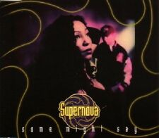 SUPERNOVA Some Might Say  cds 1996 EU Sing Sing  OASIS cover