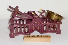 Alte Kinderwaage Blechspielzeug Waage Kaufladen Kaufladenwaage Puppenwaage Blech