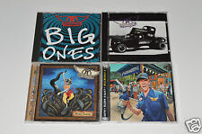 AEROSMITH 4 CD Lot Collection Albums ROCK Big Ones/Nine Lives/Pump/Little South