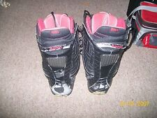 boots Snow boarding boots Burton brand Flex 3 size 10 1/2 USA used