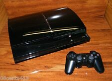 Sony PlayStation 3 20 GB Backwards Compatible Firmware 3.15 Console (NTSC) *READ