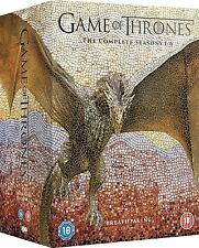 GAME OF THRONES COMPLETE SEASON 1,2,3,4,5 & 6 DVD BOXSET 30 DISCS 1-6
