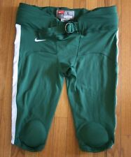 New Michigan State University Spartans Nike Stock Speed Football Pant Men's L