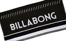 "BRAND NEW + TAG BILLABONG ""SPINNER"" LARGE JACQUARD BEACH TOWEL SWIM SURF POOL"