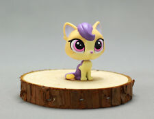 LITTLEST PET SHOP PETS IN THE CITY FLORETTA FLUFFBALL CAT #47