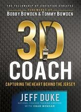 3D Coach (Heart of a Coach) by Jeff Duke