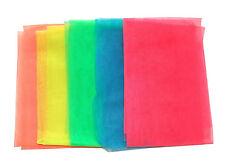 Nylon Netting Fluorescent (Pack of 5 Assorted)