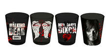 AMC The Walking Dead Daryl Dixon Wings Shot Glass Set Official Merchandise