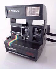 Polaroid Supercolor 635CL - 600er Film Classic camera