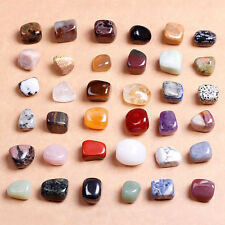 1x Colorful Polishing Tumbled Stones Inspiration Reiki Crystals Healing Beauty