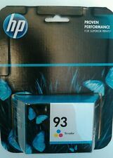 New sealed expired but Perfect HP Genuine Authentic 93 Tri-Color 1 Ink Cartridge