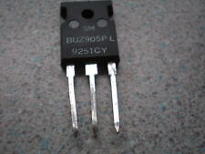 Mosfet BUZ905P N Channel 8amp 125watt 160volt power audio fet Plastic Case