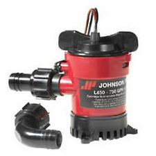 Johnson Cartridge Bilge pump 500gph  12v    BIL45A