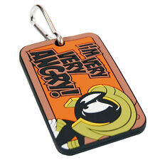 Marvin The Martian Luggage Tag Suitcase Holiday Travel Gift For Him