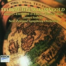 Tribute to Erich Wolfgang Korngold, James Sedares New Zealand Symphony Orche RAR