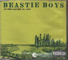 BEASTIE BOYS - An open letter to nyc - CDs SINGLE  2004 NEAR MINT BOOKLET VG-