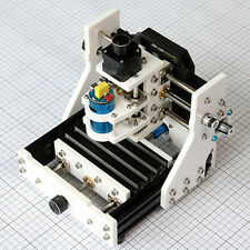 Triaxial Desktop DIY CNC Micro Engraving Machine Assembling Kits