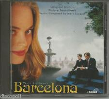 MARK SUOZZO - Barcelona - CD OST 1994 MINT CONDITION