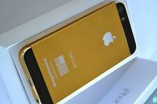The LUXURY 24K Gold Apple iPhone 5s - 64GB(Factory Unlocked)