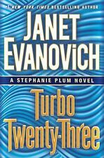 Stephanie Plum: Turbo Twenty-Three by Janet Evanovich (2016, CD, Unabridged)