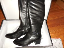 Gerry Weber Dany 02 Women US 10-- Black Mid Calf Boot EU 42